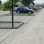 Parkeerhavens aangebracht Peulenlaan
